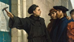 En samtale om Martin Luther