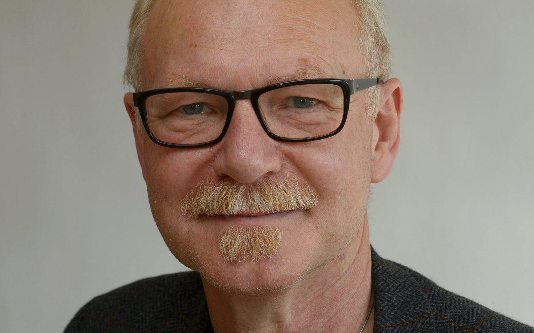 Plateprat med Helge Ottesen 9. november