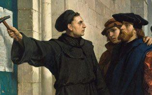 En samtale om Martin Luther 23/11