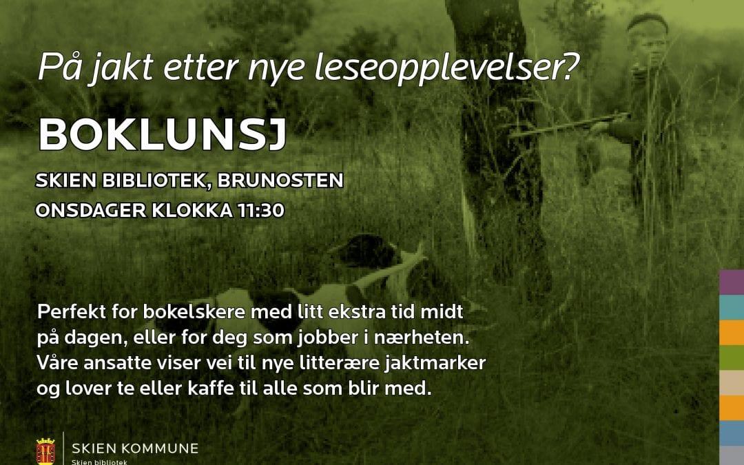 Boklunsj