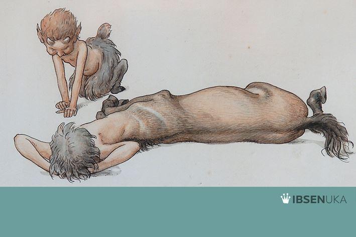 Omvisning i Henrik Ibsens kunstgave