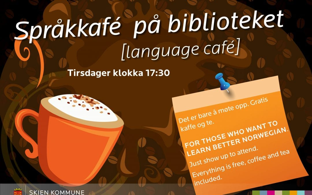 Språkkafé/Language Café