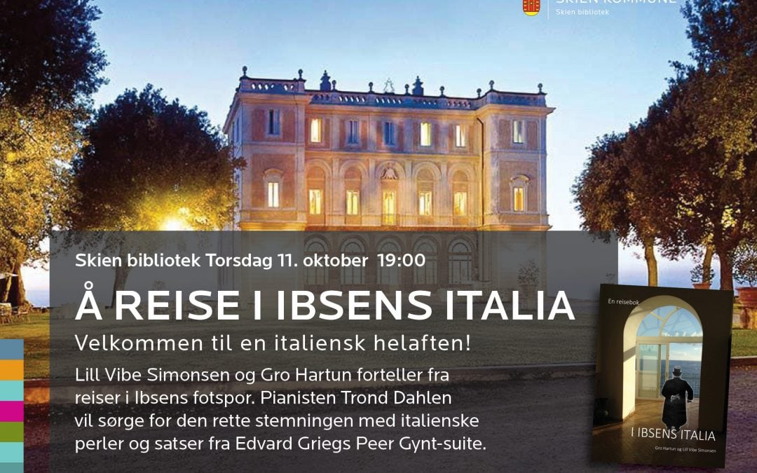 Ibsens Italia 11. oktober