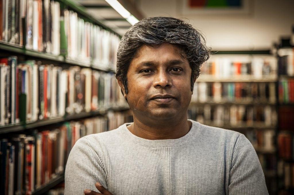 Skiens fribyforfatter Ahmedur Rashid Chowdury.