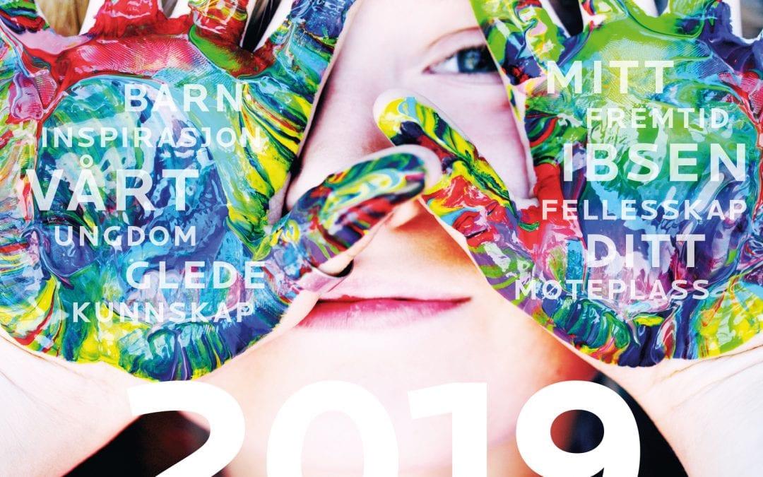 Nytt program for våren 2019