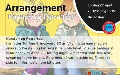 Karsten og Petra-fest