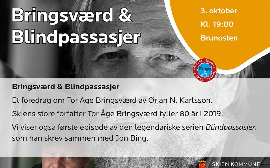 Bringsværd & Blindpassasjer