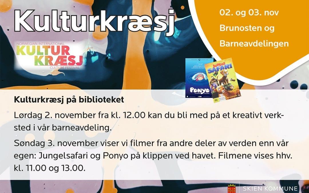 Barnas verdensdag / Kulturkræsj Grenland